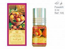 Fawakih_3ml For Sale In Ajman - Al Rehab Perfume Concentrated Oil