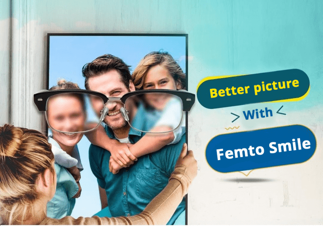 Discount on Femto SMILE Treatment per eye - Laser Eye Care Dubai - Free Consultation