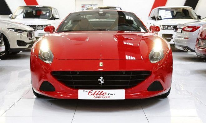 Ferrari California T 2015 For Sale In Dubai