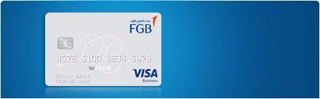 Business credit cards in uae images card design and card template business credit cards uae gallery card design and card template fgb business credit card first gulf reheart Image collections