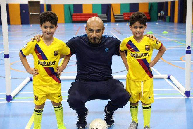Football Classes for Kids in Bani Yas | High Score Sports