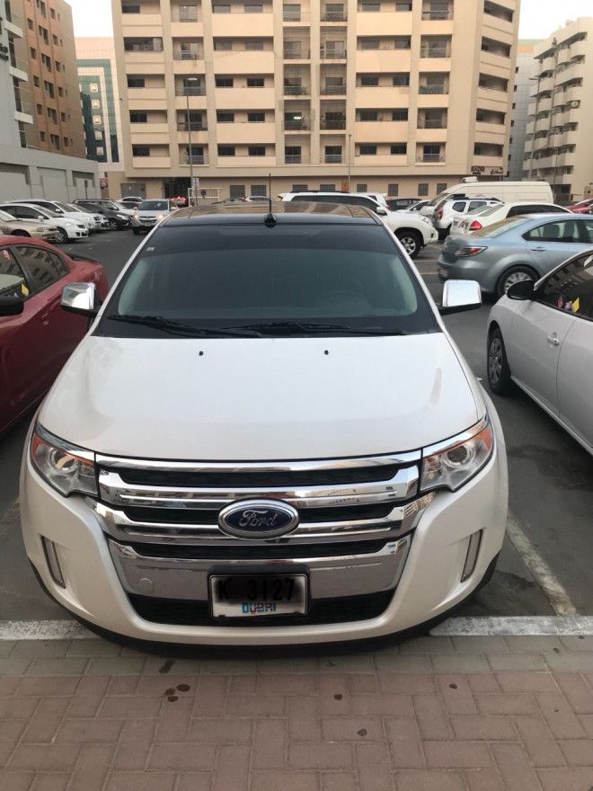 Ford Edge Limited Edition For Sale In Dubai