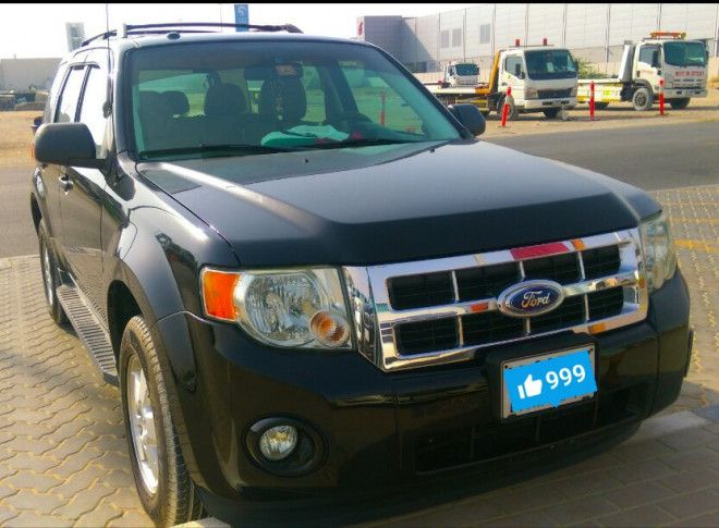 Ford Escape 2012 Model For Sale URGENT  Sharjah  UAE  Storat