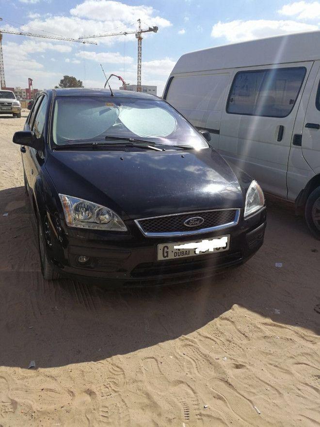 Ford Focus 2006 Model, 224387 km, Dubai Registered