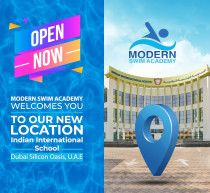 NOW OPEN: Swimming Classes for Kids & Adults in Silicon Oasis | Modern Swim Academy