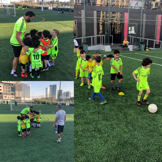 Great Discounts On Football Classes For Kids in Al Reem Island   DoSports