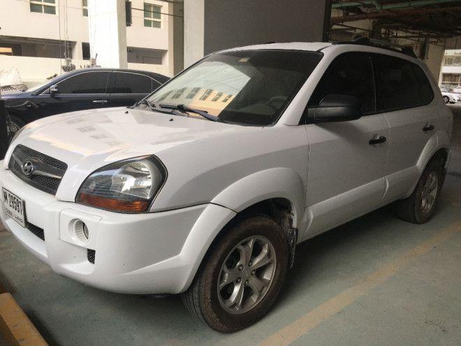 Hyundai Tucson For Sale In Dubai