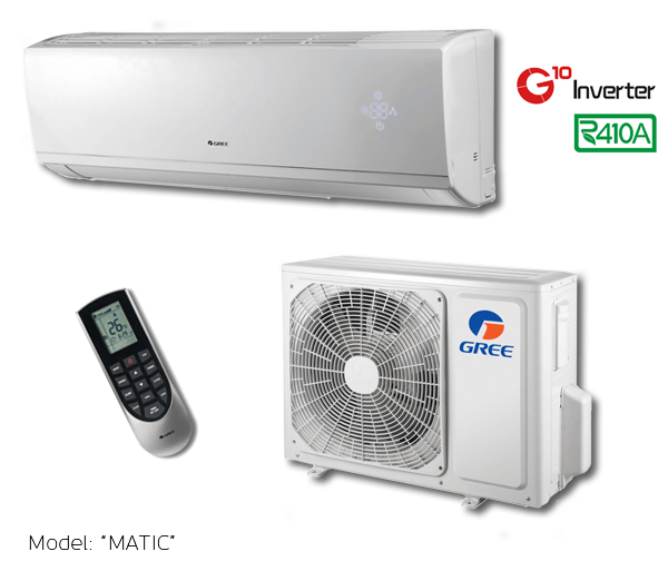 GREE Air Conditioners In Dubai. FREE Delivery.
