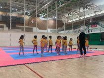 Gymnastics Lessons for Kids in Al Qouz | Cleopatra Academy