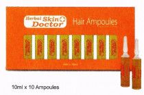 Herbal Scan Doctor Hair Growth Ampoules Wholesale In Ajman