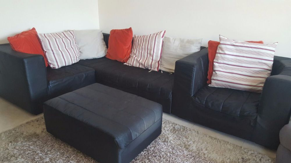 4 piece corner sofa set for sale in dubai from home centre dubai uae storat Home center furniture in dubai