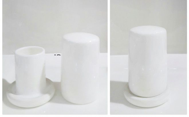 Ceramic Toothpick Holder For Hotel/Cafe/Restaurant Available In Dubai