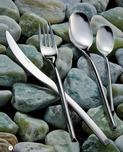 Stainless Steel Complete Cutlery set - 730 Series Available In Dubai