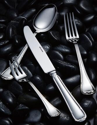 Stainless Steel Complete Cutlery Set - 870 Series Available In Dubai