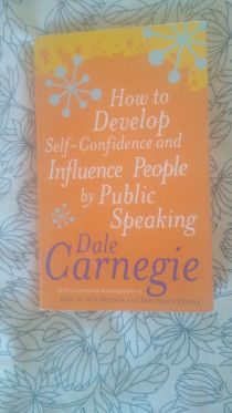 How to develop self-confidence and influence people by Public Speaking.