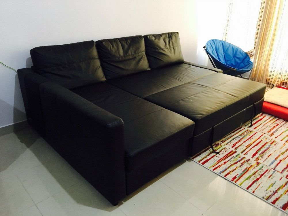 ikea sofa bed for sale for sale in abu dhabi uae abu dhabi uae storat. Black Bedroom Furniture Sets. Home Design Ideas