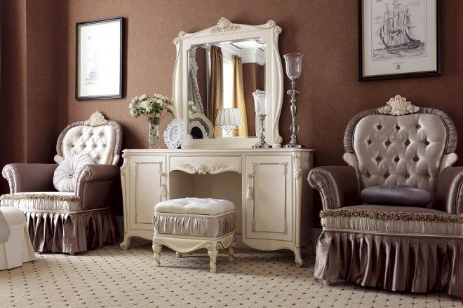 Pure Italian: Buy Dresser Tables in Abu Dhabi at Best Prices