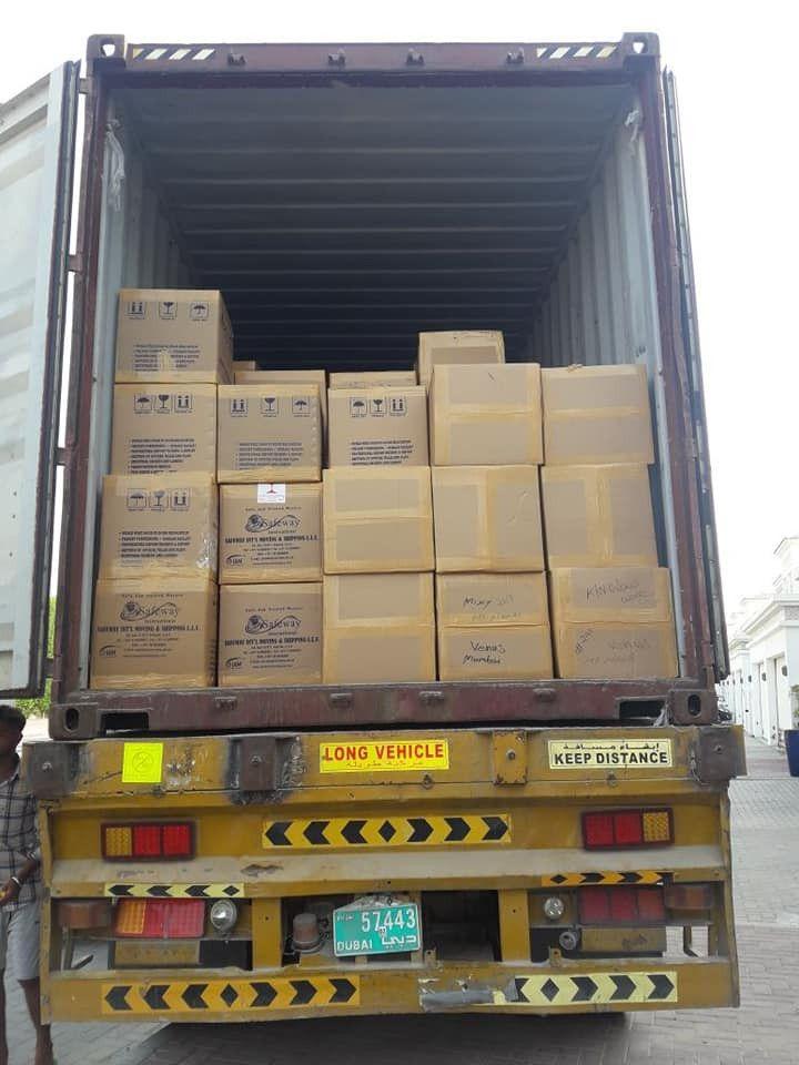 Safeway International Moving Amp Shipping Llc