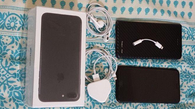 iPhone 7 Plus Matte Black 256 GB & iPad Pro 12.9 64GB for sale
