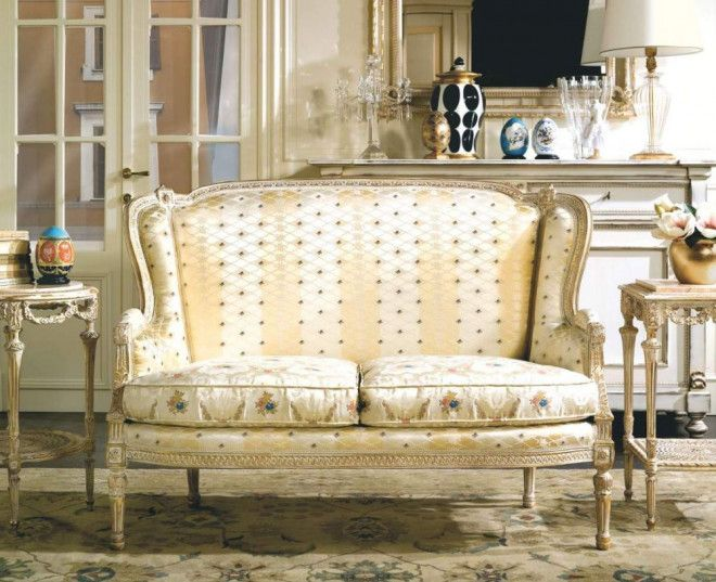 Italian handcrafted sofa sets design for sale in Abu Dhabi - Pure Italian