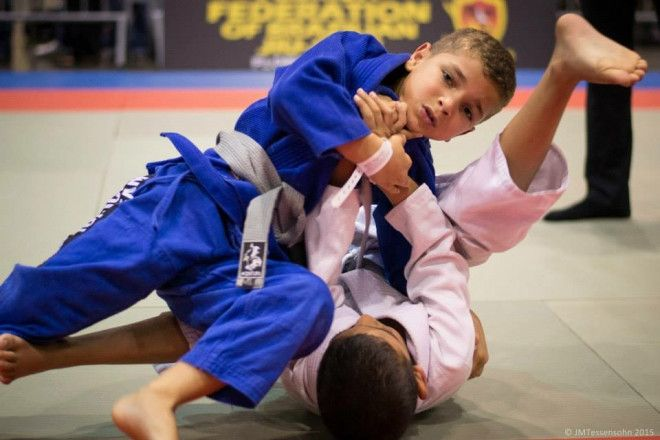 30% Off OnJiu Jitsu Classes For Kids  in Al Mushrif | Dolphin Sports Academy