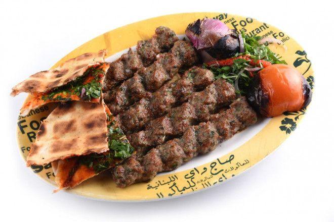 Kabab Halabi Dish