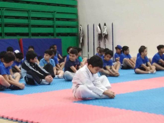 Karate Classes For Kids in Al Waraqa Dubai | Cleopatra Academy