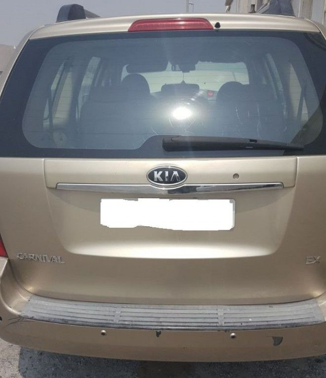 2007 KIA carnival Available for Sale at 208622 KM Milage in Good Condition