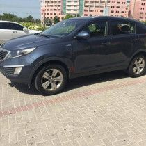 KIA Sportage AWD 2013 for Sale in Ajman - Dealer full maintainance history