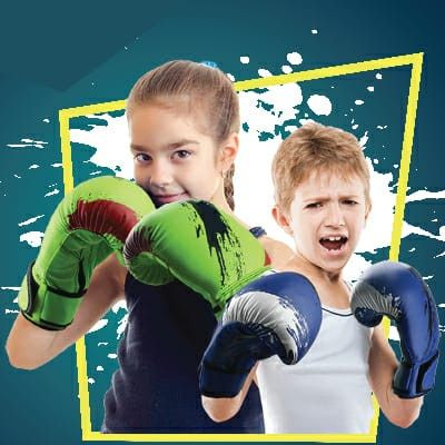 Kickboxing & Muay Thai Wrestling Classes  for Kids in Sharjah | Cleopatra Academy