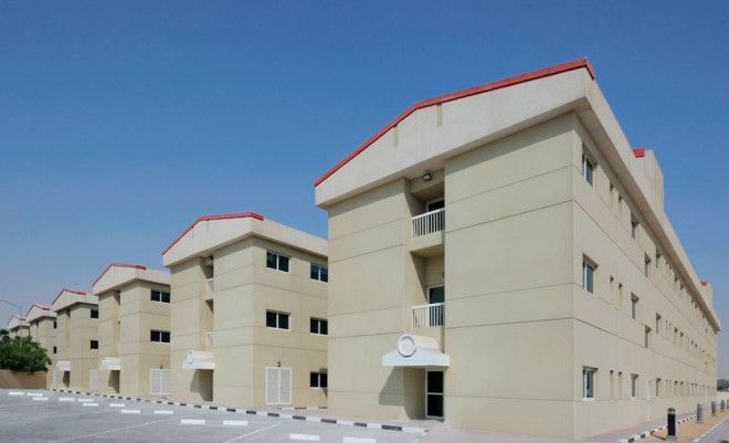 Labor Accommodation For Rent in Ajman - 1300/month