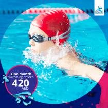 مفتوح الان! خصومات على دروس السباحة للأطفال والكبار في الورقاء | أكاديمية مودرن للسباحة