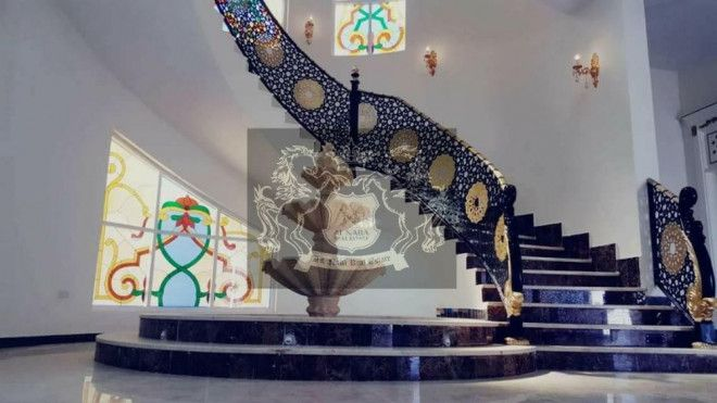 Luxury and VIP Spacious Villa for rent located at Al Niemah Al Ain