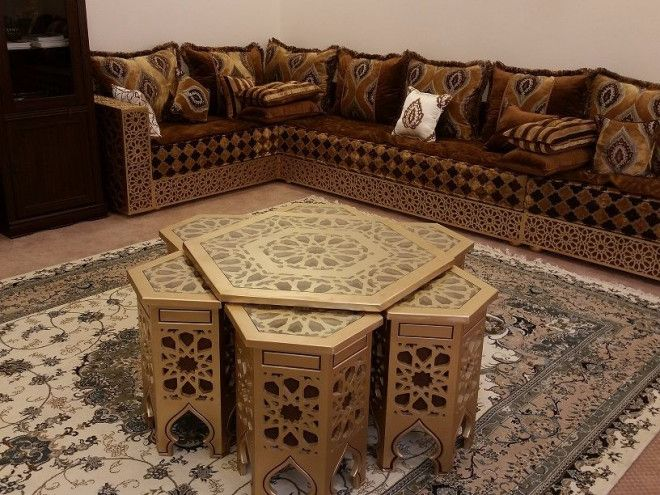 Pure Italian: Hand Made Moroccan Sofa In Abu Dhabi   Prices Start From AED