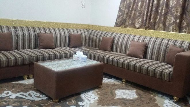 Majlis Type Sofa For Sale Sharjah   For 8 Persons   Special Price