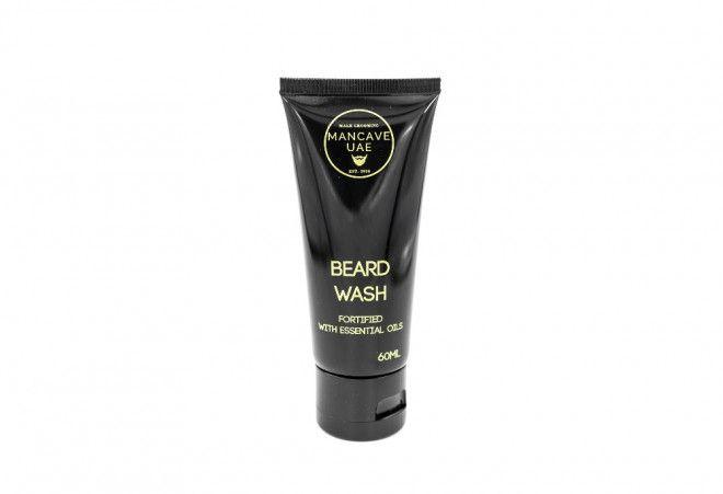 ManCave UAE Mens Natural Luxury Beard Wash for sale in Dubai