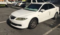 Mazda 6 2006 4 Cylinder Automatic for sale in Abu Dhabi