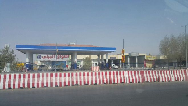 Station for sale Riyadh not rented area of 4000 m
