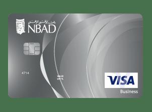Nbad business visa credit card national bank of abu dhabi abu nbad business visa credit card national bank of abu dhabi reheart Image collections