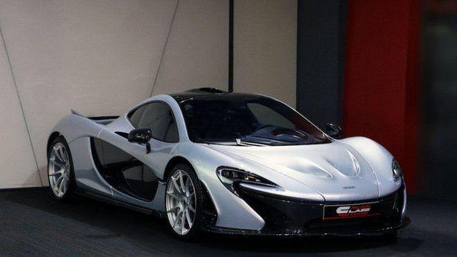 New McLaren P1 2015 by Al Ain Class Motors in Dubai