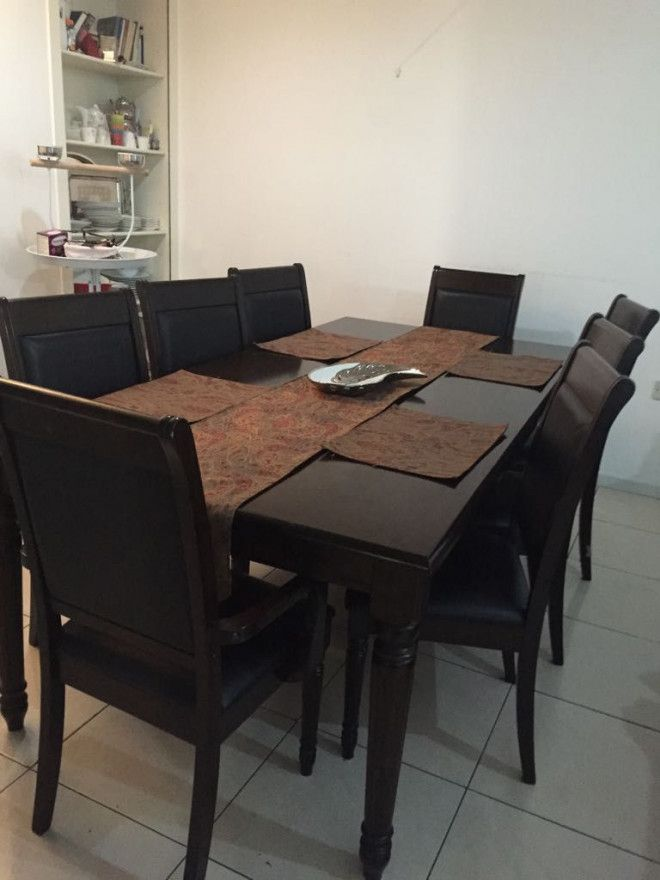 Nice And Good Dining Table For Sale From Homes R Us In Dubai