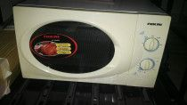 Nikai Microwave oven white - home appliances for sale in Dubai UAE