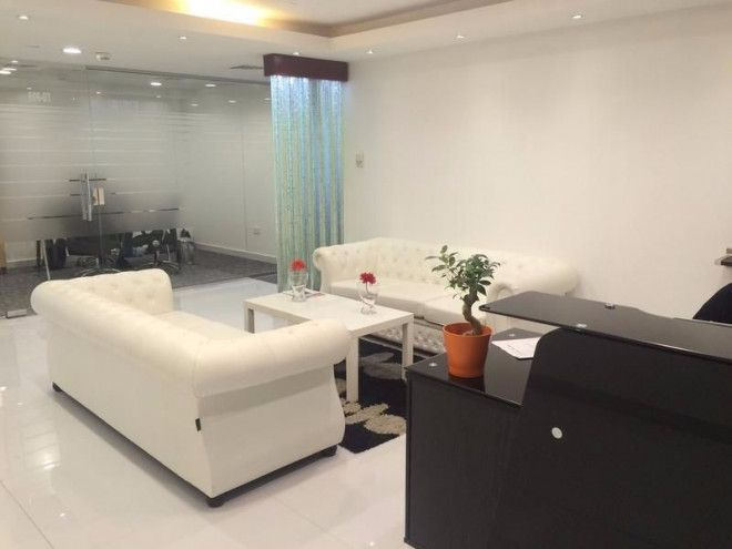 Fully Furnished Office Space For Rent In Dubai - Near Almas Tower ...