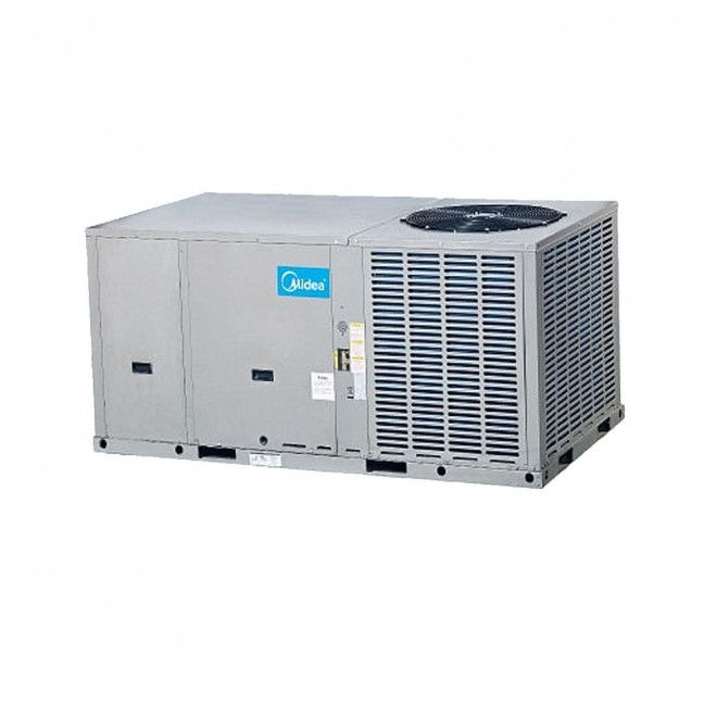 O General and  Midea air conditioners system