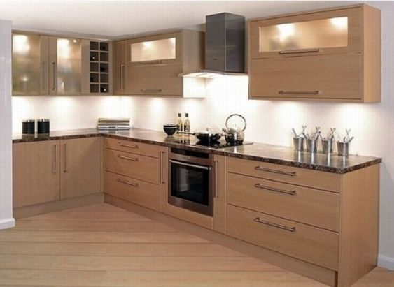 Custom-Made Wooden and Aluminum Kitchens in Abu Dhabi at Discounted Prices