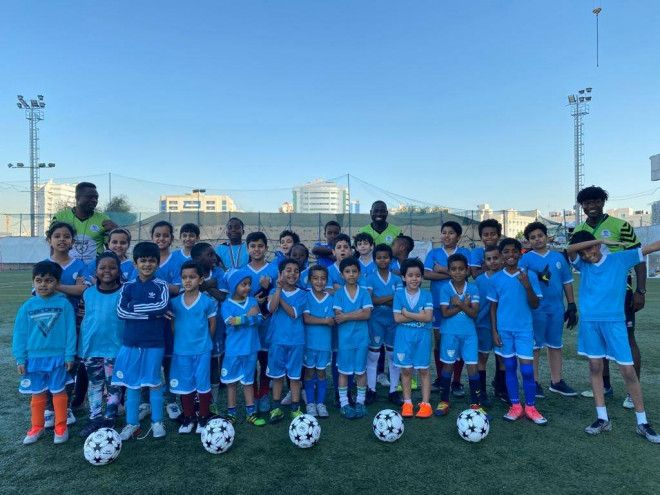 One Month Football Classes in Ajman - Eight Classes per Month | All Nations Sports Academy
