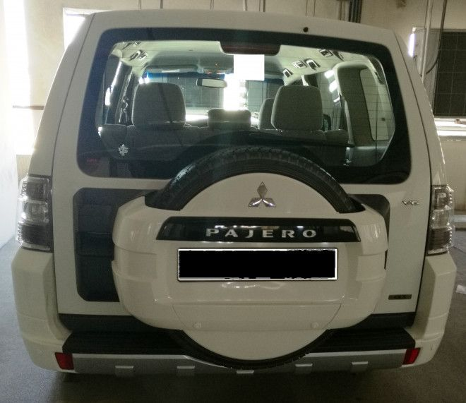 Pajero for Sale in Good Condition with Lowest Price