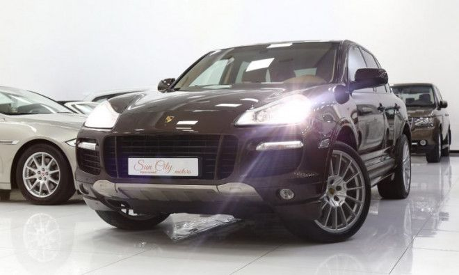 Porsche Cayenne GTS 2009 For Sale In Dubai