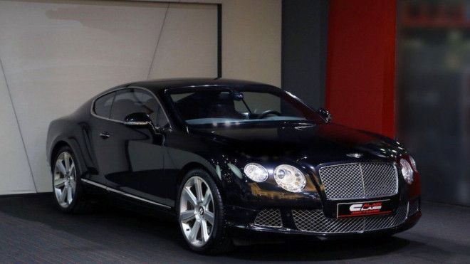 Used Bentley Continental GT 2013 on sale at Al Ain Class Motors in Dubai