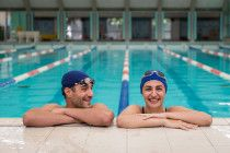 Private & Group Swimming Classes for Adults in Al Manaseer | Al Qemah Sports Academy